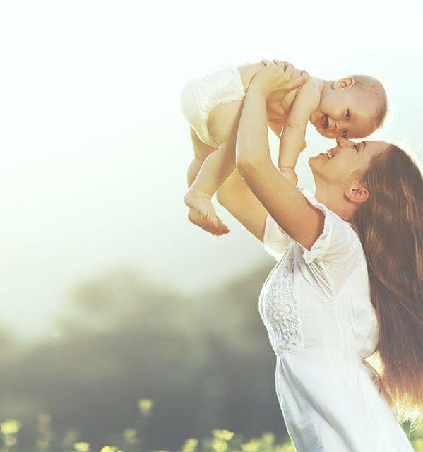 Mamma-bambino-vita
